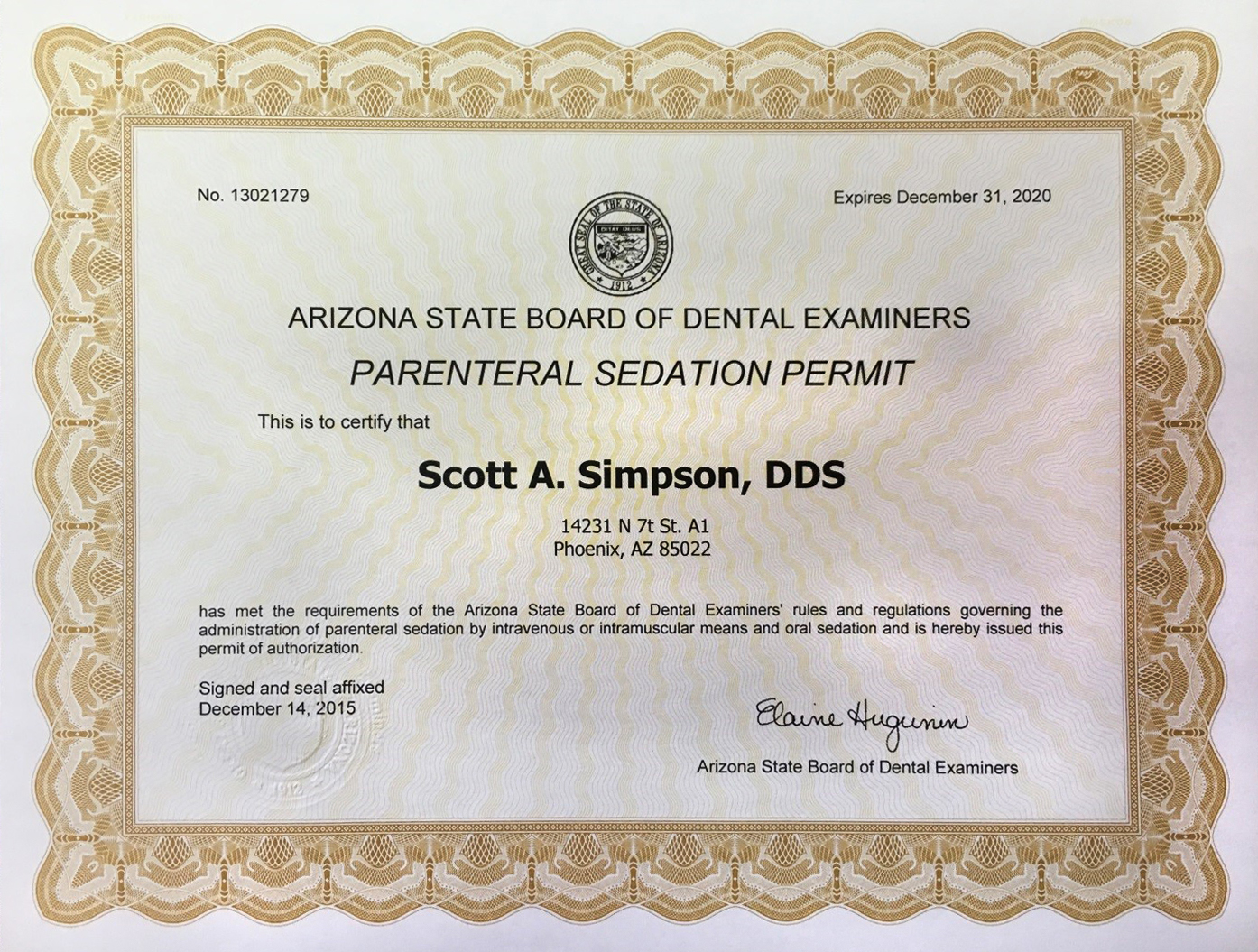 Dentist Phoenix AZ – General, Restorative Dentistry